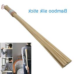 Bamboo Wood Hammer Stick Relieve Muscle Wooden Handle Health