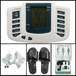 Digital Pulse Acupuncture Therapy Stimulator Full Body Muscl