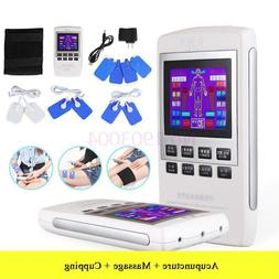 Electrotherapy Physiotherapy Pulse Massager Muscle Stimulato