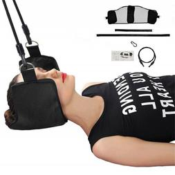 Head Hammock Relief Neck Pain Muscle Shoulder Stretch Cervic