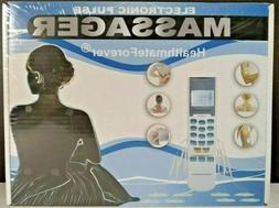 Healthmate Forever Tens Unit Muscle Stimulator YK15AB Electr