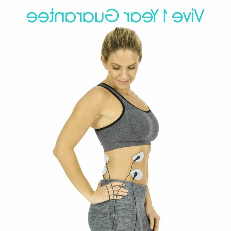 Vive Tens Unit Electrotherapy Muscle