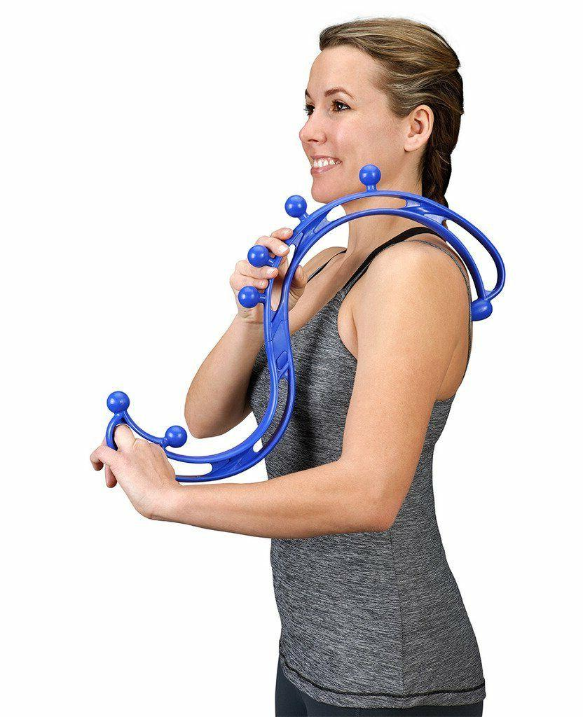 trigger point back and neck collapsible muscle