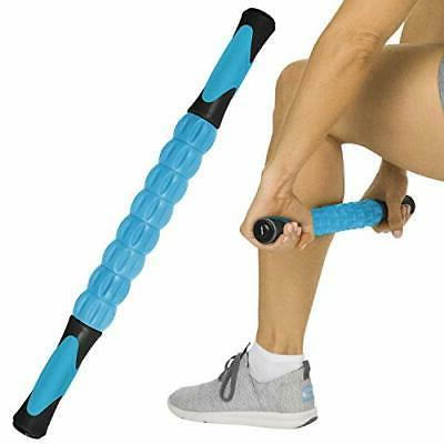 Vive Muscle Roller Stick - Body Massage for Deep Tissue - Ma