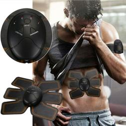 Magic EMS Muscle Training Gear ABS Trainer Fit Body Home Exe