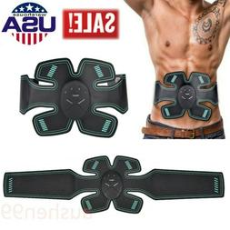 Muscle Training Gear Stimulater Abdominal Waist Body Exercis
