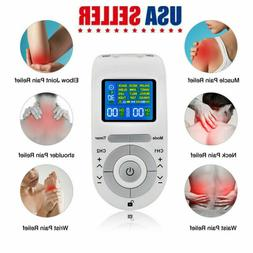 Pain Relief Electrotherapy Tens Muscle Stimulate Electric EM