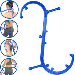 Thera Cane Back Hook Massager Neck Self Muscle Pressure Stic