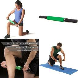 TheraBand Roller Massager +, Portable Muscle Rolling Stick w