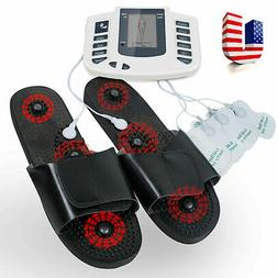 US Digital Therapy Machine Body Massager Muscle Pain Relief