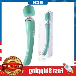Wand Massager Therapeutic Personal Rechargeable for Muscle A